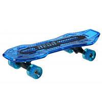 Скейтборд детский NEON Cruzer Синий (N100790)