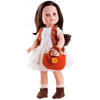Кукла Paola Reina Эмили с сумочкой 42 см (06008)