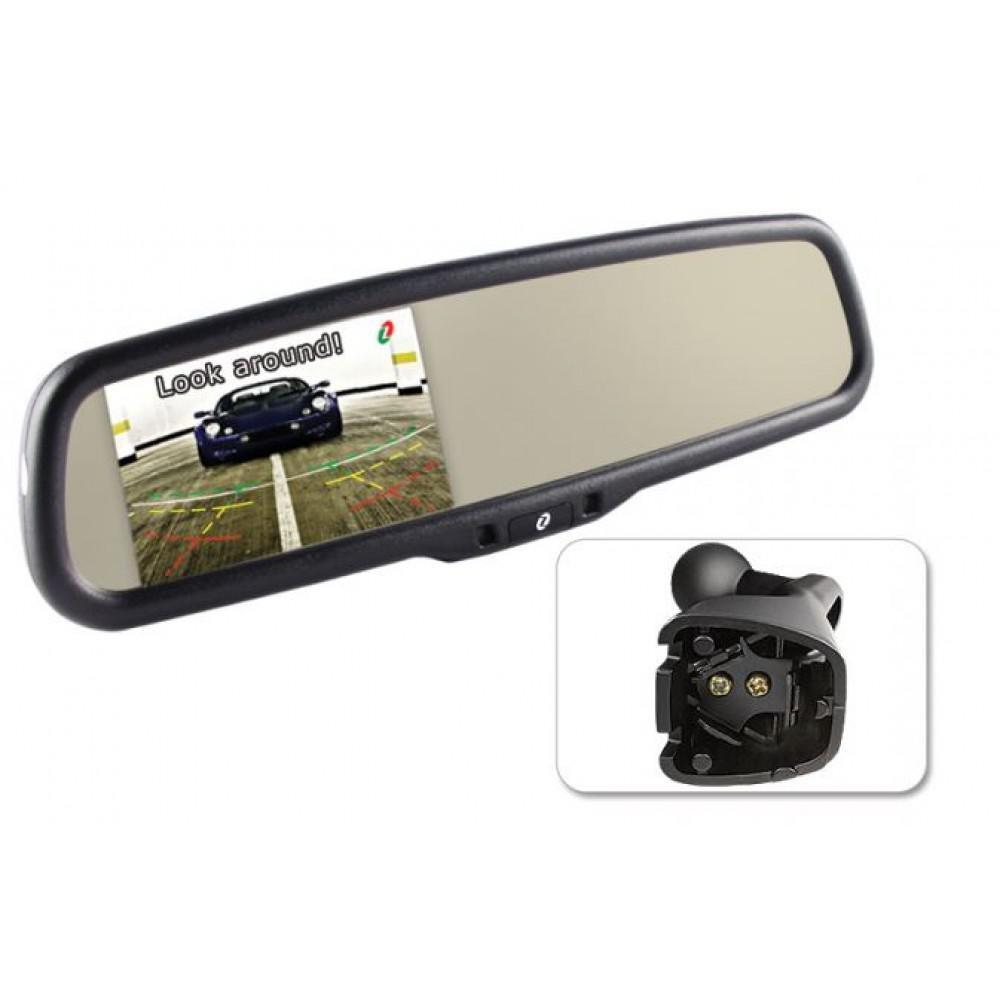 Зеркало заднего вида Gazer MM707 BMW, Citroen, FIAT, Ford, Peugeot, Volvo