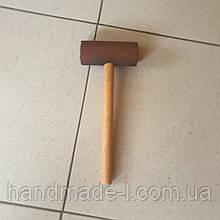 Молоточок дерев'яний дитячий
