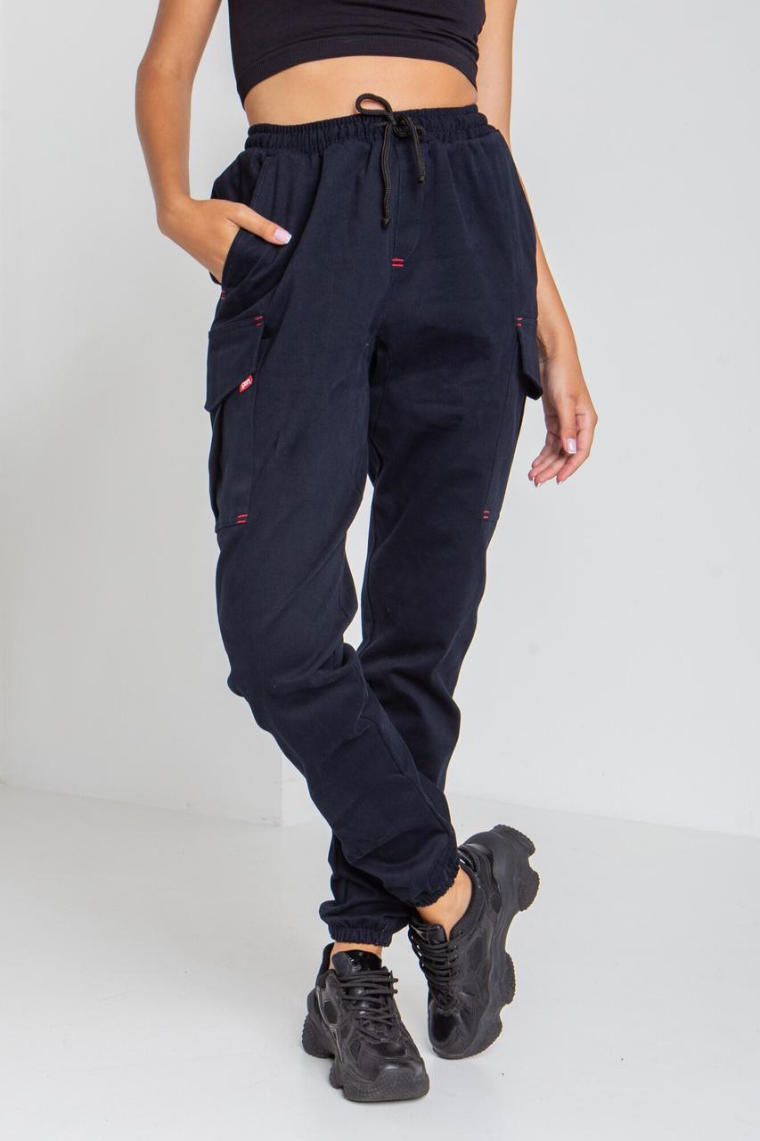 Женские брюки карго CODE PREMIUM