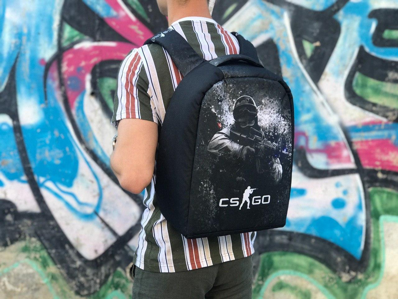 Спортивный школьный рюкзак CS