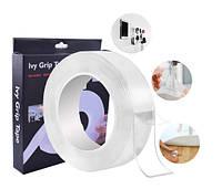 Крепежные Ленты Многоразовая Крепежная Лента Ivy Grip Tape 3 Метра, фото 1