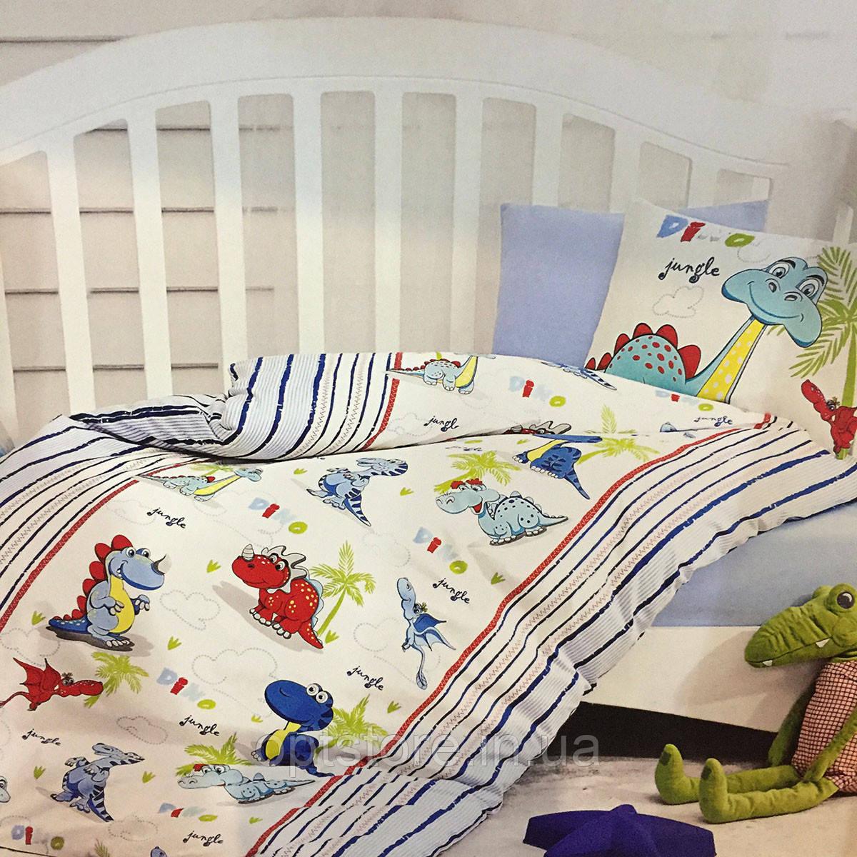 Дитяче постільна білизна в ліжечко бавовна 100 % Туреччина