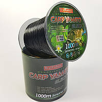 Леска Carp Yamato Black 1000м / 0.30мм / 11.90кг