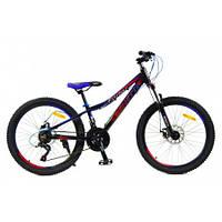Горный спортивный велосипед Бэнэтти красный/синий
