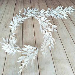 Лиана рускуса  белая 170 см