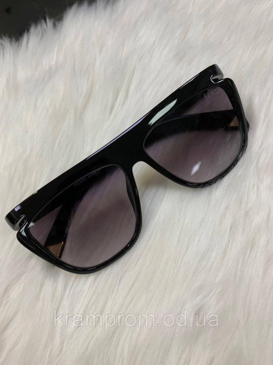 Женские модные солнцезащитные очки Fendi
