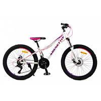Горный спортивный велосипед Бэнэтти МТВ белый