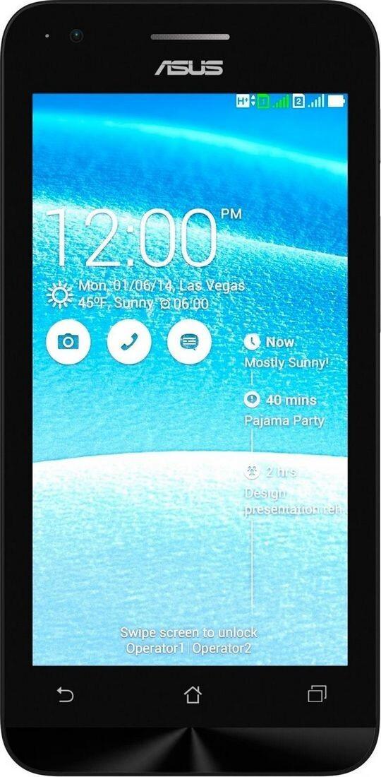 Asus Zenfone C (ZC451CG) 8GB White Grade C