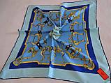 Платок Hermes шёлк, фото 2
