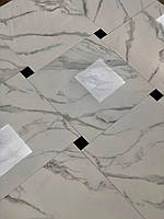 Полированный Керамогранит 60-60 White Glossy