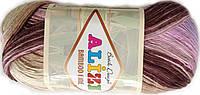 Пряжа Alize Bamboo Fine Batik 4558 (бамбу файн батик)