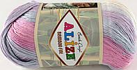 Пряжа Alize Bamboo Fine Batik 2994 (бамбу файн батик)