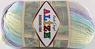 Пряжа Alize Bamboo Fine Batik 2995 (бамбу файн батик)