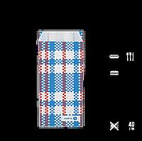 """Бумажный Пакет """"Baul"""" 200*100*30, (В*Ш*Г), (уп/100шт) 1000шт/ящ, фото 1"""