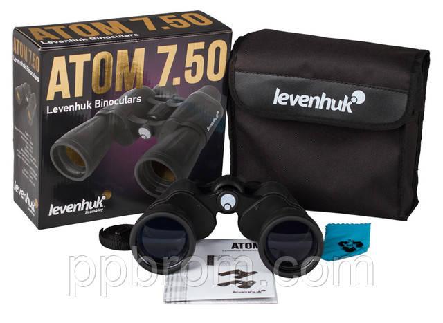 Бинокль Levenhuk Atom 7x50