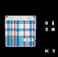 """Бумажный Пакет """"Baul"""" 100*100*40, (В*Ш*Г), (уп/100шт) 1000шт/ящ, фото 1"""