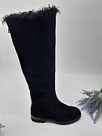 Сапоги зимние Witmooni черный 7063-19-51 кожа 39(р)