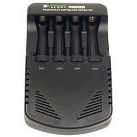 Зарядное устройство для аккумуляторов PowerPlant PP-EU402 / АА, AAA (AA620005), фото 1