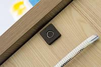 Мебельный биометрический замок SEVEN LOCK F-08, фото 1