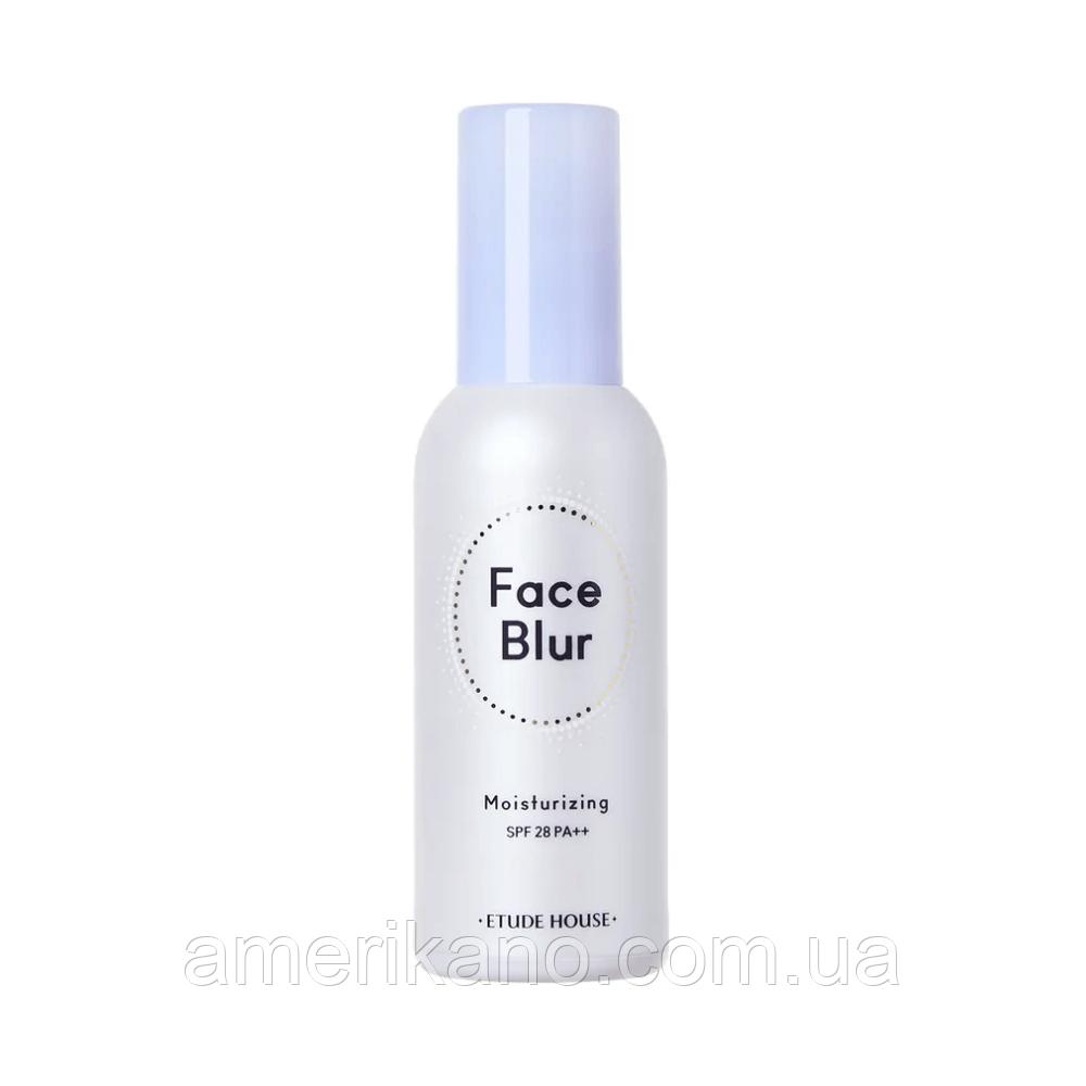 Зволожуюча основа під макіяж ETUDE HOUSE Face Blur Moisturizing SPF28 PA++, 35 мл