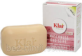 Органическое мыло Klar с мыльным орехом