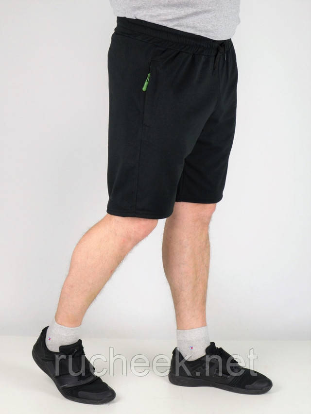 Купить мужские шорты черный