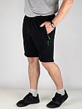 Шорты мужские трикотажные NEW «CLASSIC» размер L, фото 3