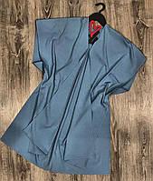 Стильная пляжная туника-накидка, Женская пляжная одежда.