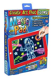 Світлодіодний планшет для малювання MAGIC SKETCHPAD