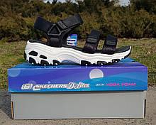 Женские сандалии Skechers DLites KW4501 оригинал 40