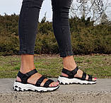 Женские сандалии Skechers DLites KW4501 оригинал 40, фото 9