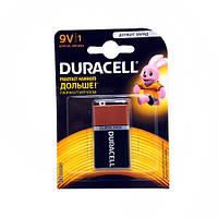 Батарейка Duracell 1604 крона блистер 9V