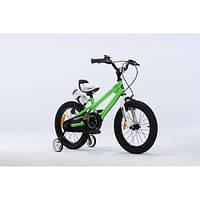 "Велосипед Royal Baby 12"" Freestyle RB12B-6 Green"