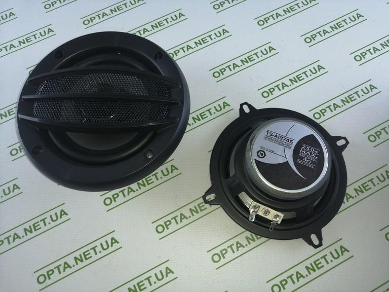 Автомобильные акустические динамики  TS-A1374S  (250W /13cm)