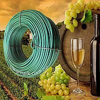 1.6/3.0 мм 100 м Шпалерная Польская проволока для виноградников сроком службы до 50 лет