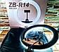 Кільцева LED лампа ZB-R14 (35 см) зі штативом і сумкою, фото 3
