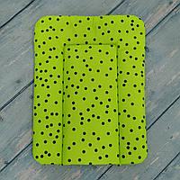 Мягкий матрас на пеленальный стол 50х70 см