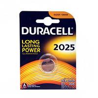 Батарейка  Duracell 2025 блистер 3V