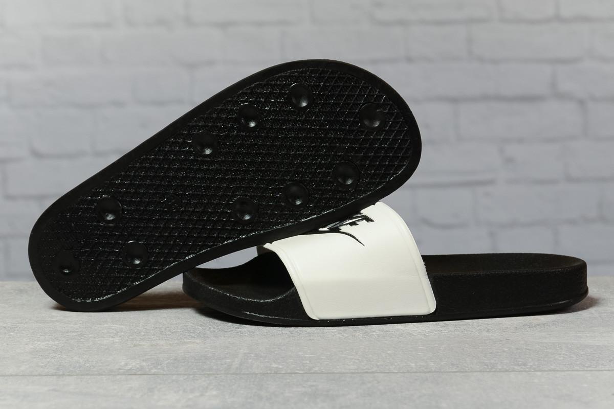 Шлепанцы женские 17353, Nike, черные, < 40 > р. 40-25,4см.