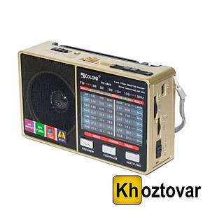 Радіо Golon RX-8866 з акумулятором
