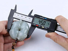 Цифровий електронний штангенциркуль Digital Caliper з LCD екраном