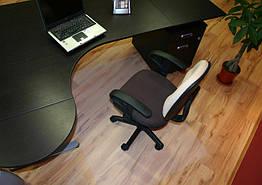 Защитная напольная прозрачная подкладка под кресло Maximat полипропилен 80*120 см
