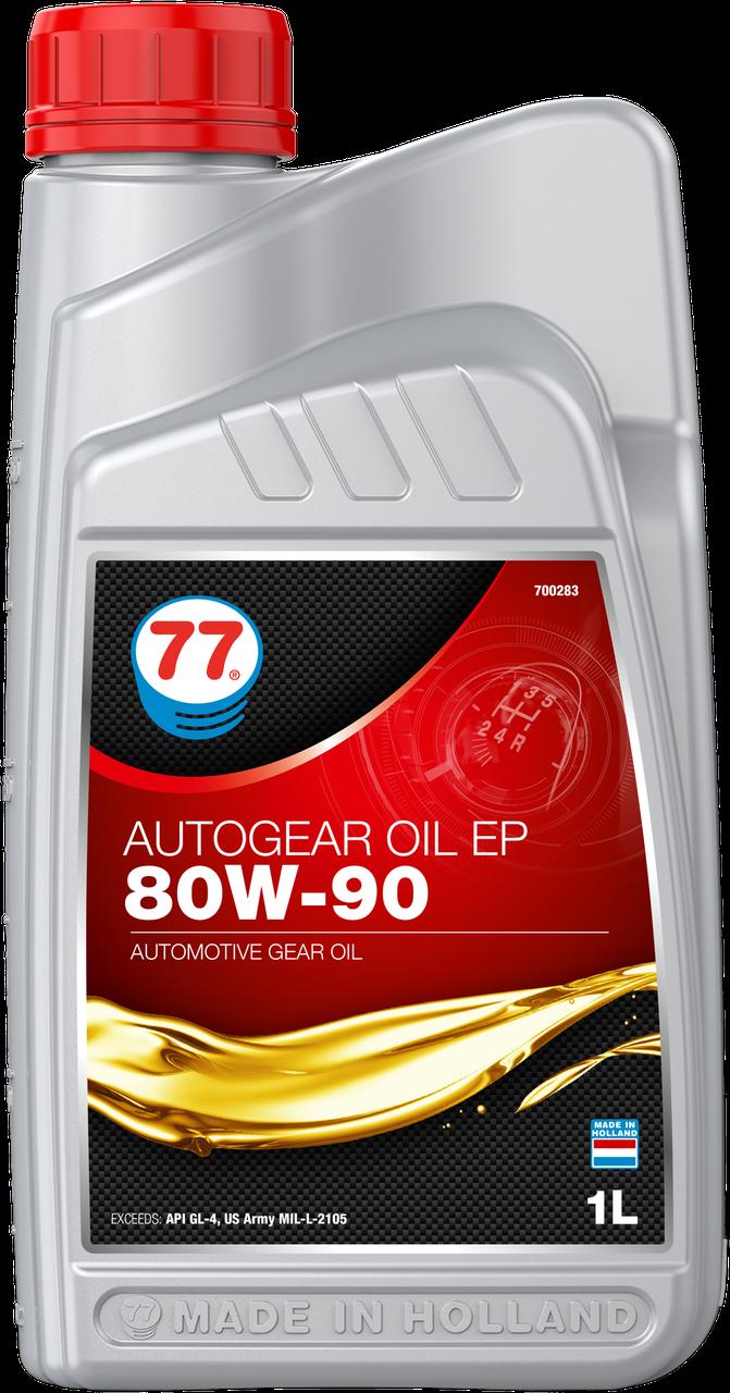 Autogear Oil EP 80W-90, GL-4  (кан. 1 л)
