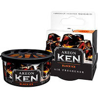 Освежитель воздуха AREON KEN Black Crystal (AK04)