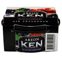 Освежитель воздуха AREON KEN Blackcurrant (AK05)
