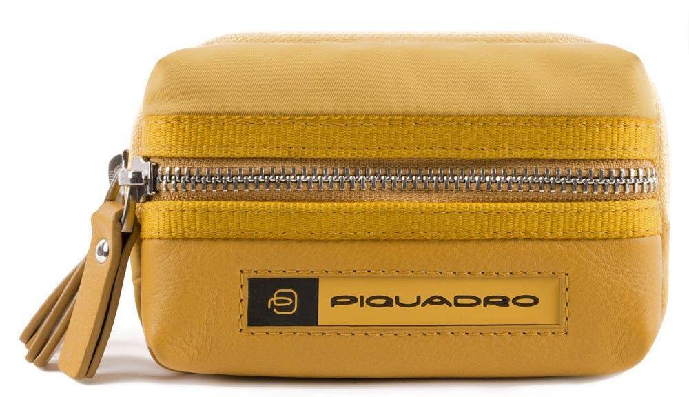 Ключница Piquadro Bios, желтый