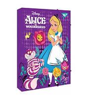 "Папка для зошитів YES картонна В5 ""Alice"""