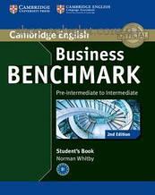 Учебник Business Benchmark 2nd Edition Pre-Intermediate/Intermediate BULATS Student's Book